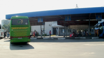 Zhytomyr Bus Station
