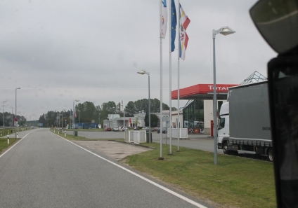 Schwerin Petrol Stations Stolpe